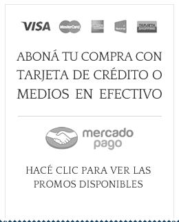 Pagar con tarjeta de crédito o cupón de pago
